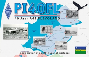 Resultaten 2 meter propagatie experiment A41 Flevoland