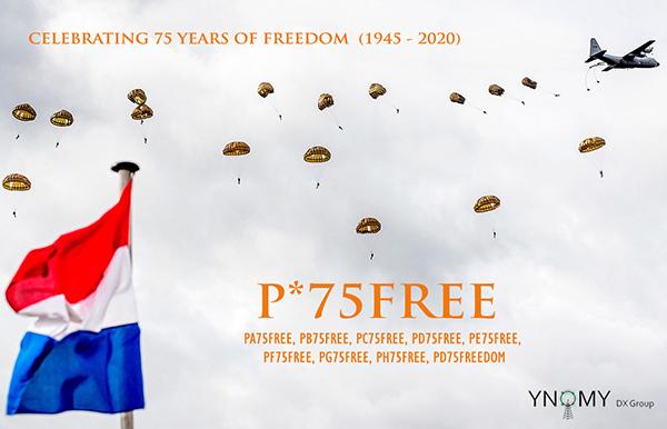 VERON 75 jaar en veel activiteiten met bevrijdings call75